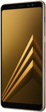 samsung galaxy a8 plus r30 gold