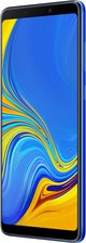 SAMSUNG GALAXY A9 2018 003 R-PERSPECTIVE LEMONADE BLUE