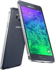 SAMSUNG GALAXY ALPHA 00 011 BLACK