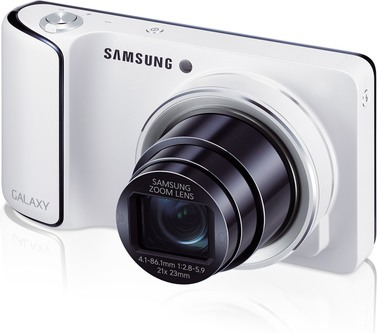 SAMSUNG GALAXY CAMERA RIGHT