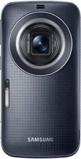 SAMSUNG GALAXY K ZOOM CHARCOAL BLACK 02 LENS OPEN