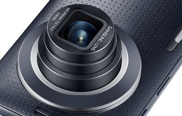 SAMSUNG GALAXY K ZOOM CHARCOAL BLACK 10