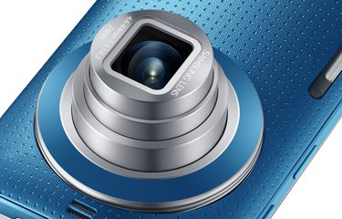 SAMSUNG GALAXY K ZOOM ELECTRIC BLUE 10