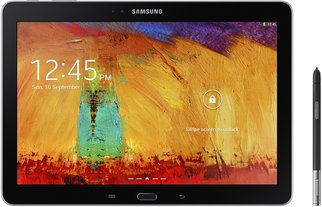SAMSUNG GALAXY NOTE 10.1 2014 002 BACK BLACK