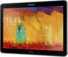 SAMSUNG GALAXY NOTE 10.1 2014 006 R PERSPECTIVE BLACK