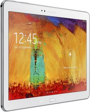 SAMSUNG GALAXY NOTE 10.1 2014 009 L PERSPECTIVE WHITE