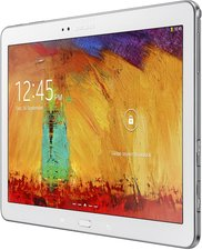 SAMSUNG GALAXY NOTE 10.1 2014 010 R PERSPECTIVE WHITE