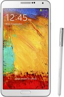 SAMSUNG GALAXY NOTE 3 002 FRONT WITH PEN CLASSIC WHITE