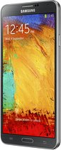 SAMSUNG GALAXY NOTE 3 004 LEFT PERSPECTIVE JET BLACK
