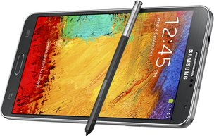 SAMSUNG GALAXY NOTE 3 024 FRONT DYNAMIC WITH PEN1 JET BLACK