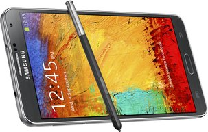 samsung galaxy note 3 025 front dynamic with pen2 jet black