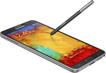 SAMSUNG GALAXY NOTE 3 026 FRONT DYNAMIC WITH PEN3 JET BLACK