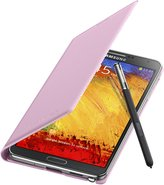 SAMSUNG GALAXY NOTE 3 FLIPCOVER 004 OPEN PEN BLUSH PINK