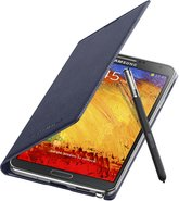 SAMSUNG GALAXY NOTE 3 FLIPCOVER 004 OPEN PEN INDIGO BLUE