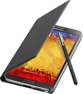 samsung galaxy note 3 flipcover 004 open pen jet black