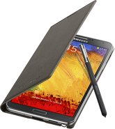 SAMSUNG GALAXY NOTE 3 FLIPCOVER 004 OPEN PEN MOCHA GRAY