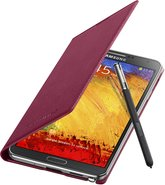 SAMSUNG GALAXY NOTE 3 FLIPCOVER 004 OPEN PEN PLUM MAGENTA