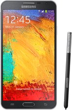 SAMSUNG GALAXY NOTE 3 NEO 000223604 FRONT-PEN BLACK