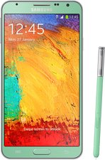 SAMSUNG GALAXY NOTE 3 NEO 000230547 FRONT-WITE-PEN BLUE