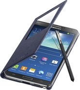 SAMSUNG GALAXY NOTE 3 S VIEW COVER 004 OPEN PEN INDIGO BLUE