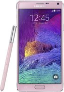 SAMSUNG GALAXY NOTE 4 BLOSSOM PINK FRONT-PEN 002