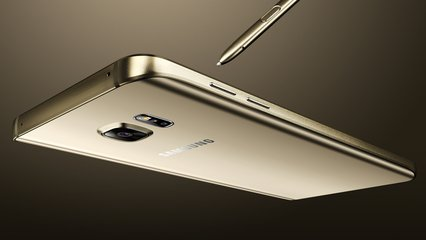 SAMSUNG GALAXY NOTE 5 FEATURE GOLD