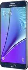 SAMSUNG GALAXY NOTE 5 RIGHT BLACK SAPPHIRE