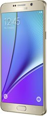 SAMSUNG GALAXY NOTE 5 RIGHT GOLD PLATINUM