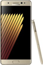 SAMSUNG GALAXY NOTE 7 08 FRONT PEN GOLD