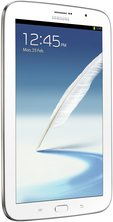 SAMSUNG GALAXY NOTE 8.0 LEFT ANGLE CREAM WHITE 1