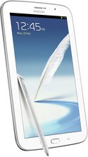 SAMSUNG GALAXY NOTE 8.0 LEFT ANGLE SPEN CREAM WHITE