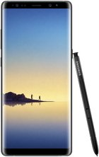 SAMSUNG GALAXY NOTE 8 FRONT PEN BLACK HQ