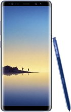 samsung galaxy note 8 front pen blue hq