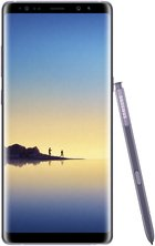 samsung galaxy note 8 front pen gray hq