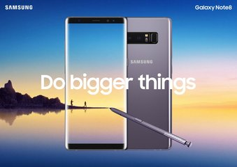 samsung galaxy note 8 gray 2p hq