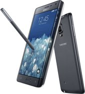 SAMSUNG GALAXY NOTE EDGE BLACK 3