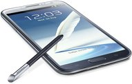 samsung galaxy note ii angle s pen gray