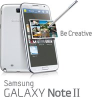 samsung galaxy note ii product image key visual