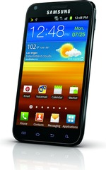 SAMSUNG GALAXY S2 EPIC 4G TOUCH FRONT ANGLE