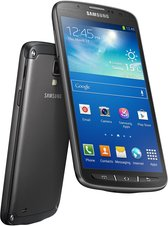 SAMSUNG GALAXY S4 ACTIVE FRONT BACK ANGLE