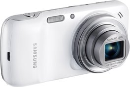 SAMSUNG GALAXY S4 ZOOM CAMERA BACK