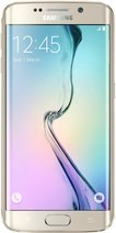 SAMSUNG GALAXY S6 EDGE 001 FRONT GOLD PLATINUM
