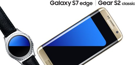 samsung galaxy s7 edge h2 gold gear s2 classic platinum