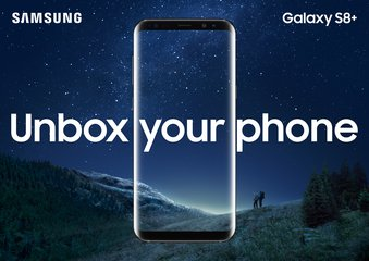 samsung galaxy s8+ 006 black
