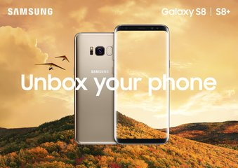 samsung galaxy s8+ 011 gold