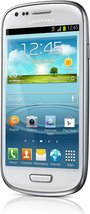 SAMSUNG GALAXY S III MINI FRONT LEFT