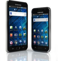SAMSUNG GALAXY S WIFI 4.0 5.0 FRONT ANGLE