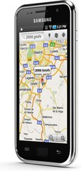 SAMSUNG GALAXY S WIFI 4.0 FRONT WITH GPS