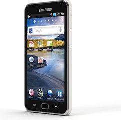 SAMSUNG GALAXY S WIFI 5.0 FRONT ANGLE