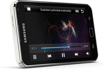 <strong>SAMSUNG GALAXY S WIFI 5.0 FRONT LANDSCAPE MULTIMEDIA</strong> preview photo